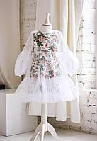 Весняна сукня в квіти