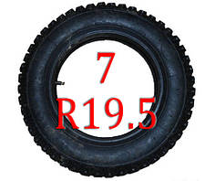 Ланцюги на колеса 7 R19.5