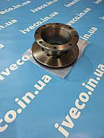 Диск тормозной оси SAMRO Fontenax 375х45 мм 8 отверстий с внутренней вентиляцией