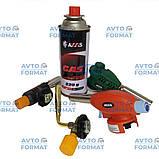 Балон газовий для пальників, плит, ламп Газ всесезонний AXXIS, фото 2