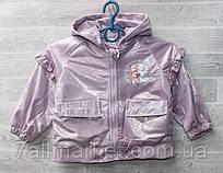"""Демісезонна Куртка дитяча з капюшоном на дівчинку 3-7 років (2цв) """"NEMO"""" недорого від прямого постачальника"""