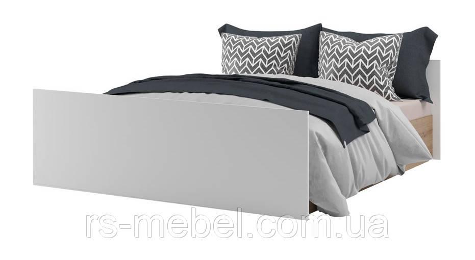 """Ліжко 160 """"Кім - дуб артезіан"""" (Світ Меблів)"""