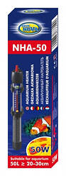 Нагреватель для аквариума AquaNova NHA-50 Вт