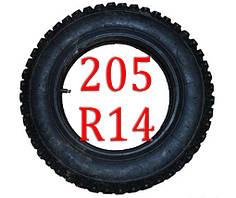 Цепи на колеса 205 R14