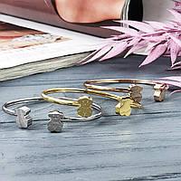 Браслеты женские серебряные