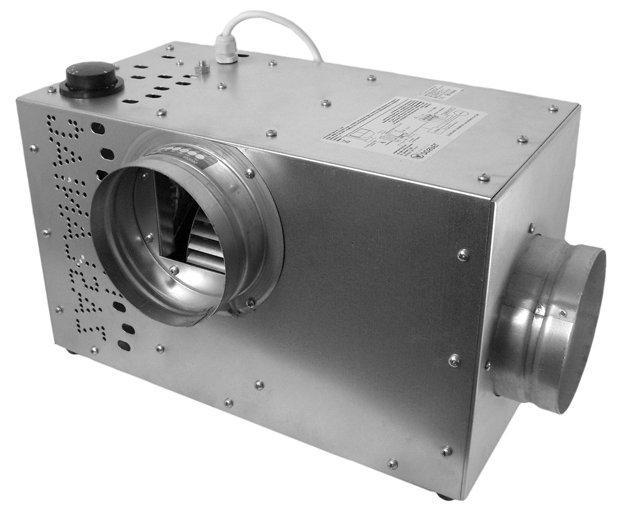 Каминный вентилятор Dospel KOM 800 III 150 BY PASS
