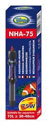 Нагреватель для аквариума AquaNova NHA-75 Вт