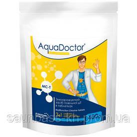 AquaDoctor MC-T 0,4 кг (таблетки по 200 гр)