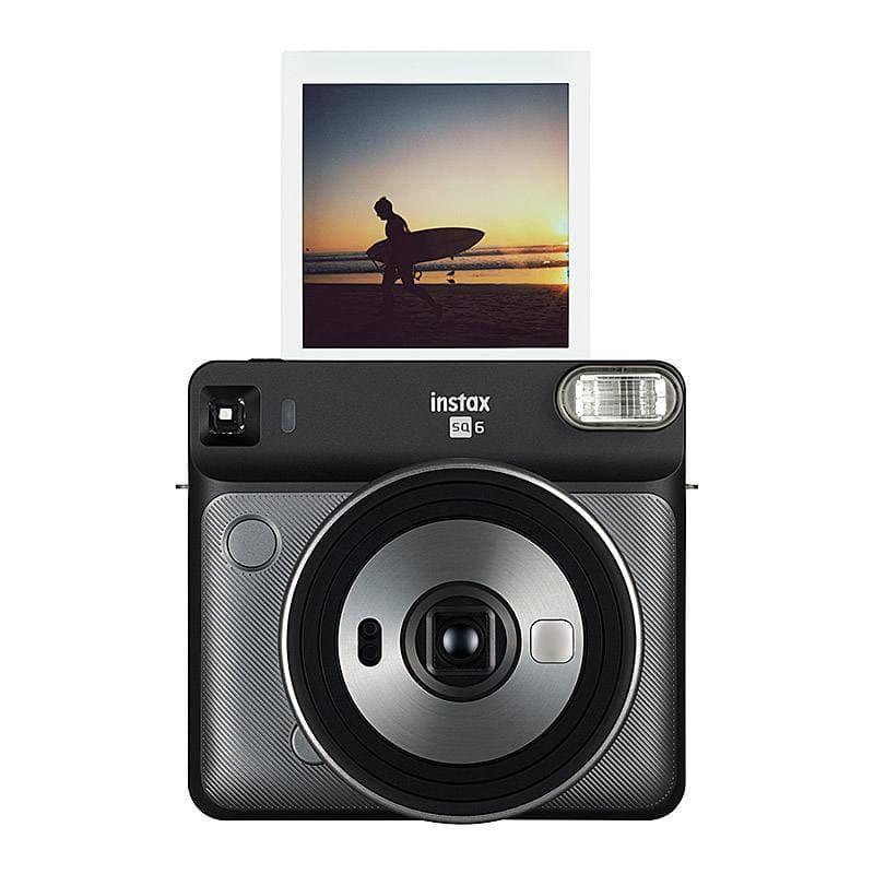 Фотокамера моментальної друку Fujifilm Instax Square SQ6 Graphite Gray