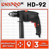Дрель ударная Dnipro-M HD-92