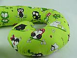 "Подушка для беременных ""Ракушка"", подушка обнимашка, фото 4"