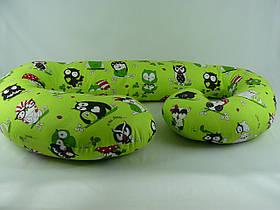 """Подушка для беременных """"Ракушка"""", подушка обнимашка"""