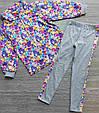 Костюм 2-ка детский стильный PONY на девочку 3-10 лет купить оптом со склада 7км Одесса, фото 2