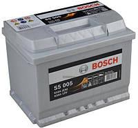 Аккумулятор автомобильный Bosch S5 005 63Аh 610A 0092S50050