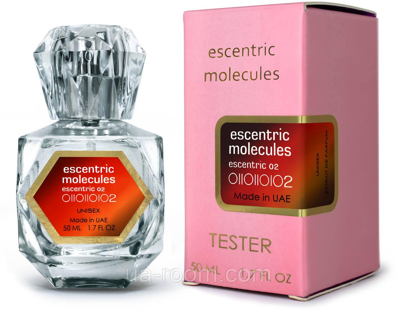 Тестер унисекс Escentric Molecules Escentric 02, 50 мл.