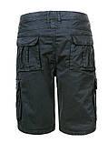 Мужские шорты с карманами в большом размере, фото 2