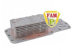 Радиатор масляный, теплообменник CUMMINS ISB/QSB/ISDE (3975818)