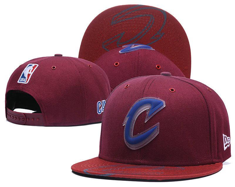 Кепка Snapback Cleveland Cavaliers / CAP-110 (Реплика)