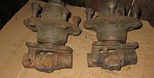 Пара ступиц передних с цапфами ГАЗ Волга 21 2401 2410 31029 РАФ 2203 бу