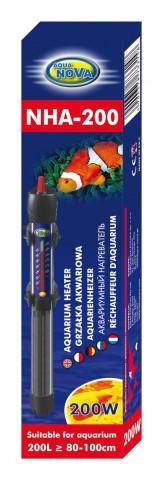 Нагреватель для аквариума AquaNova NHA-200 Вт