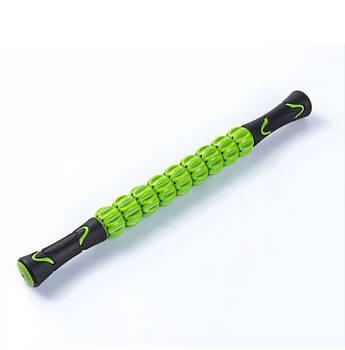 Роликовый массажер для мышц всего тела Muscle stick ролик для массажа всех частей тела муск стик