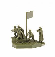 Советская рота автоматчиков. Набор фигур в масштабе 1/72. ZVEZDA 6269, фото 3