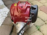 Бензокоса Lex BC 331 4-х тактная мотокоса, фото 5