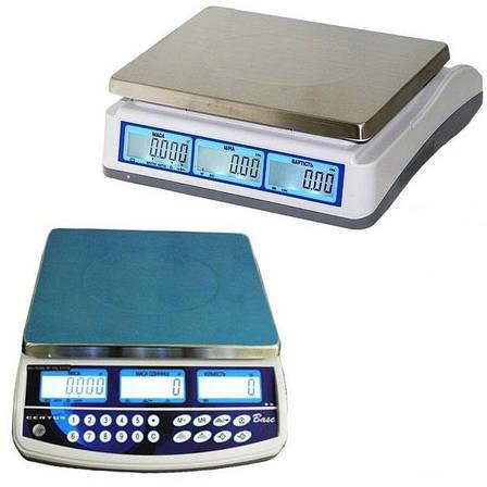 Весы торговые электронные Certus Trade СТРм-6/15-2/5 (15 кг), фото 2