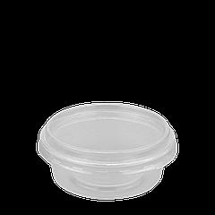 Соусница пластиковая с крышкой FT154 50мл 1уп/100шт