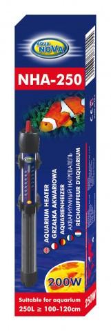 Нагреватель для аквариума AquaNova NHA-250 Вт