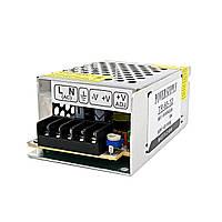 Блок питания BIOM TR-60 60Вт 12В 5А Металл IP20 Стандарт, фото 1