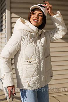 Женская куртка - ветровка от AMAZONKA - Весна 2021