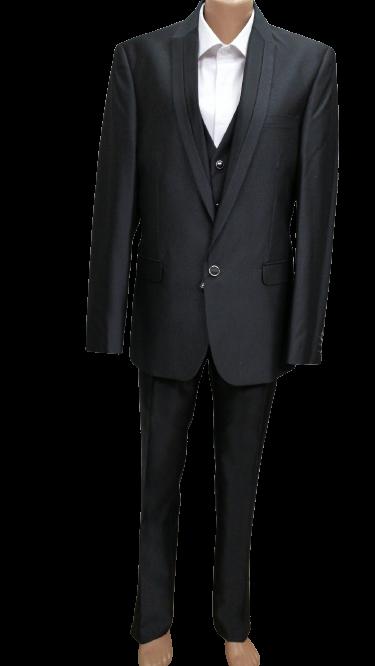 Мужской костюм West-Fashion тройка модель 1082