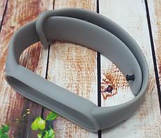 Ремінець для фітнес-бреслета Xiaomi Mi Band 5, сірий