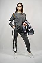 Костюм женский тройка SOGO 081 S Серый, фото 3