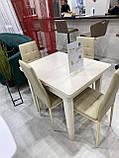 Стол TM-79 белый 90/115х70 (бесплатная доставка), фото 2
