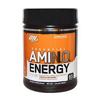 Амінокислота для спорту Optimum Nutrition Essential Amino Energy 585 р Orange