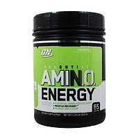 Аминокислота для спорта Optimum Nutrition Essential Amino Energy 585 г Green Apple