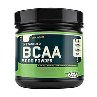 Амінокислота Optimum Nutrition BCAA 5000 Powder 345 g Unflavored