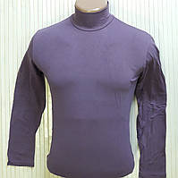 Гольф (водолазка) мужской, вискоза, светло-фиолетовый