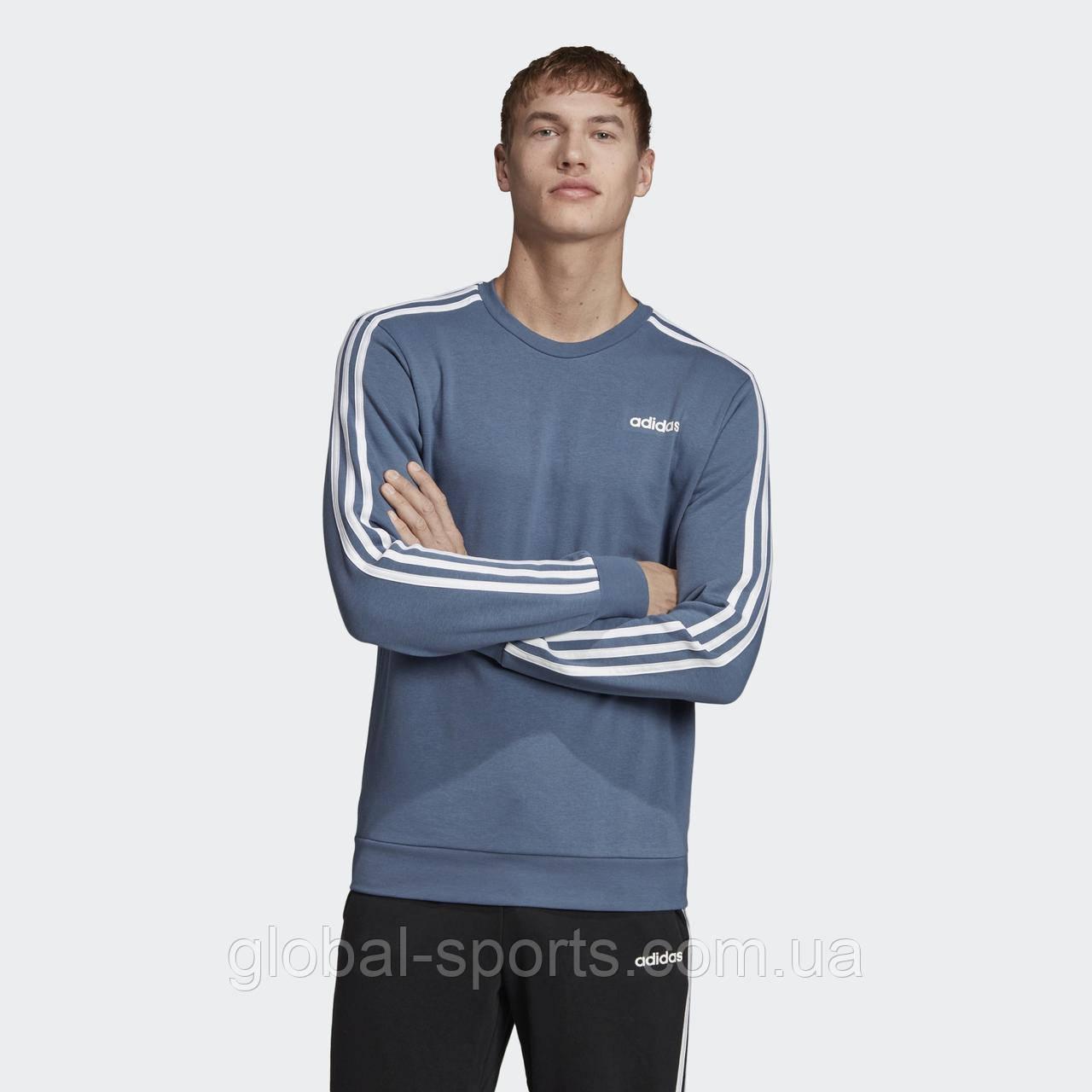 Чоловічий джемпер Adidas Essentials 3-Stripes (Артикул:EI9838)
