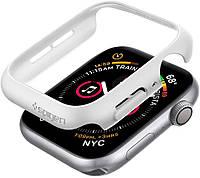 Чехол Spigen для Apple Watch SE / 6 / 5 / 4 (44mm) - Thin Fit, White (062CS24475)