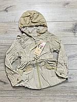 Куртка - вітровка для дівчаток. 1 рік