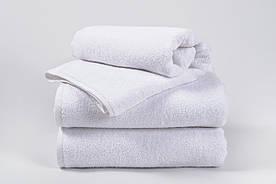 Полотенце Lotus Отель - Белый 40*70 (20/2) 450 г/м2