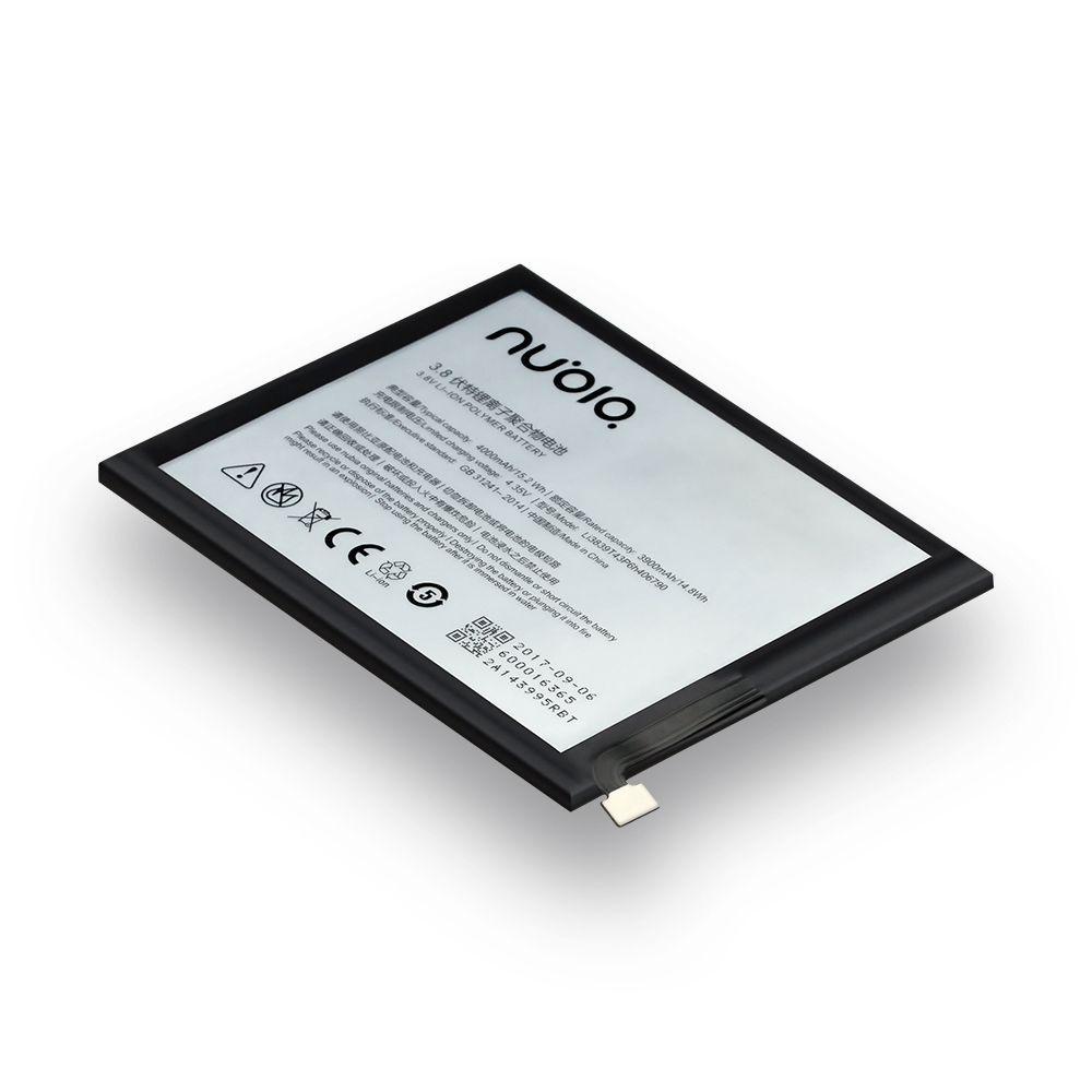 Аккумулятор ZTE Nubia Z11 Max / Li3839T43P6h406790