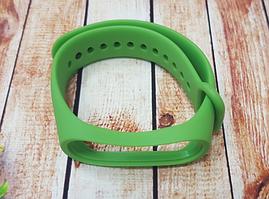 Ремінець для фітнес-браслета Xiaomi Mi Band 3, Mi Band 4, зелений