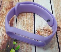 Ремінець для фітнес-бреслета Xiaomi Mi Band 5, лаванда