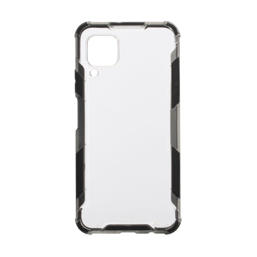 Чехол Armor Case Color Clear for Huawei P40 Lite