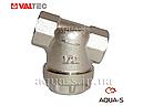 """Фильтр универсальный механический Valtec DN 1"""" вертикальная установка (VT.386) Италия, фото 2"""