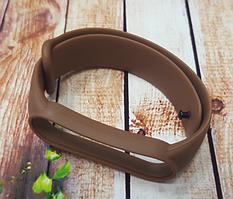 Ремінець для фітнес-бреслета Xiaomi Mi Band 5, брауні